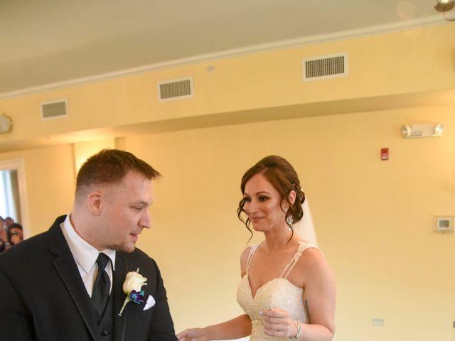 Blane and Melissa's Wedding in Elmhurst, Illinois 14