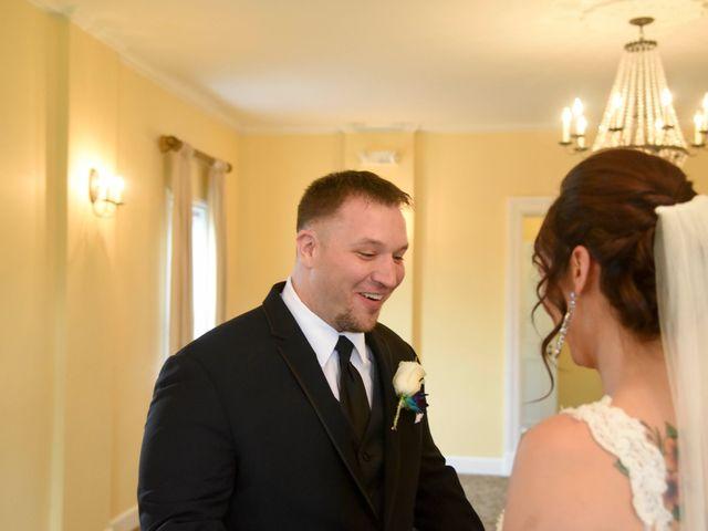 Blane and Melissa's Wedding in Elmhurst, Illinois 15