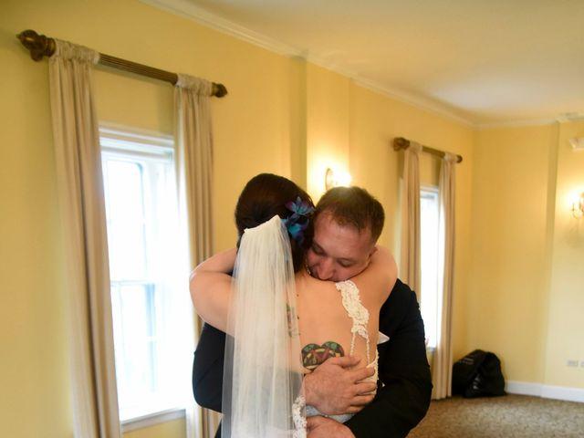 Blane and Melissa's Wedding in Elmhurst, Illinois 16