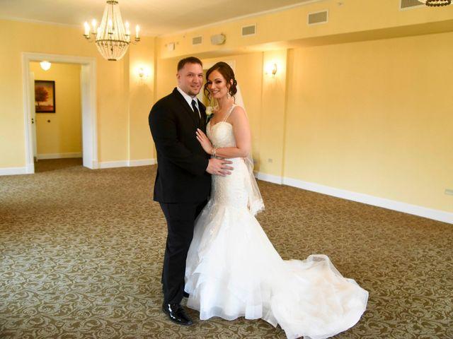 Blane and Melissa's Wedding in Elmhurst, Illinois 17