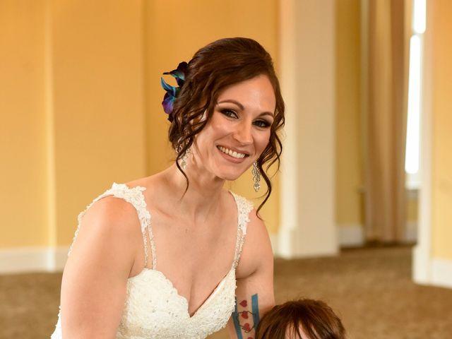 Blane and Melissa's Wedding in Elmhurst, Illinois 19