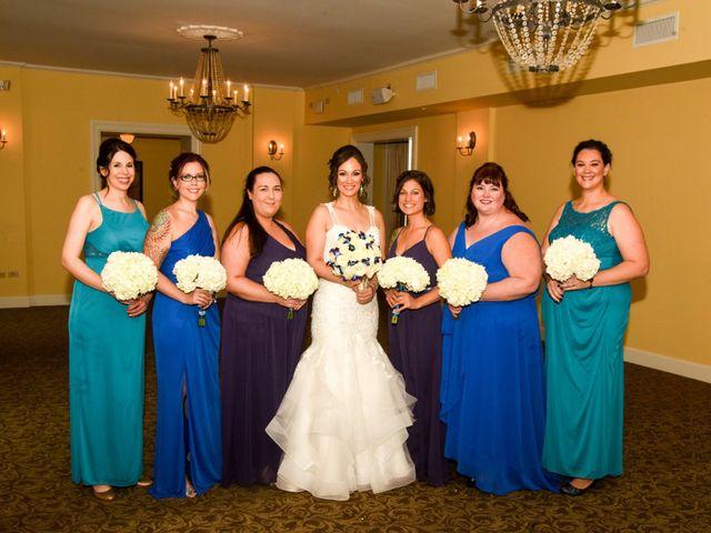 Blane and Melissa's Wedding in Elmhurst, Illinois 20