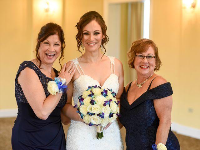 Blane and Melissa's Wedding in Elmhurst, Illinois 21