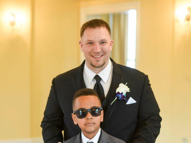 Blane and Melissa's Wedding in Elmhurst, Illinois 23