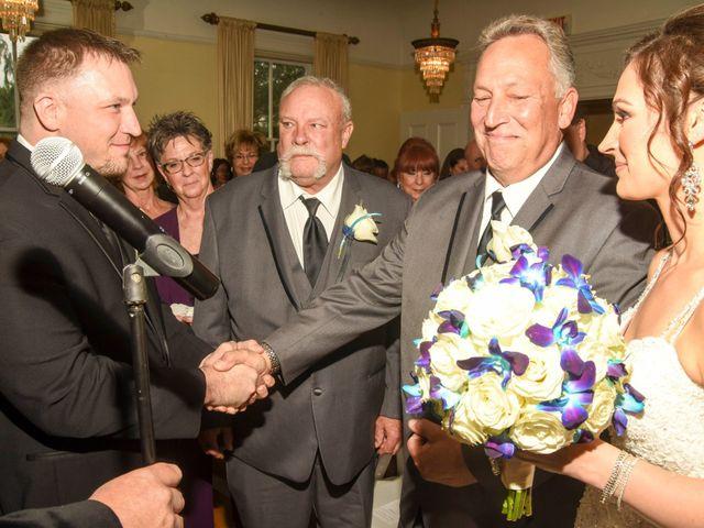 Blane and Melissa's Wedding in Elmhurst, Illinois 24