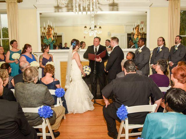 Blane and Melissa's Wedding in Elmhurst, Illinois 25