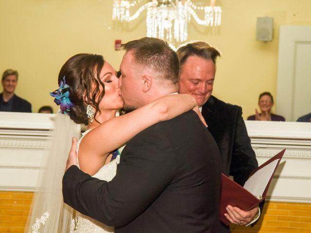 Blane and Melissa's Wedding in Elmhurst, Illinois 26