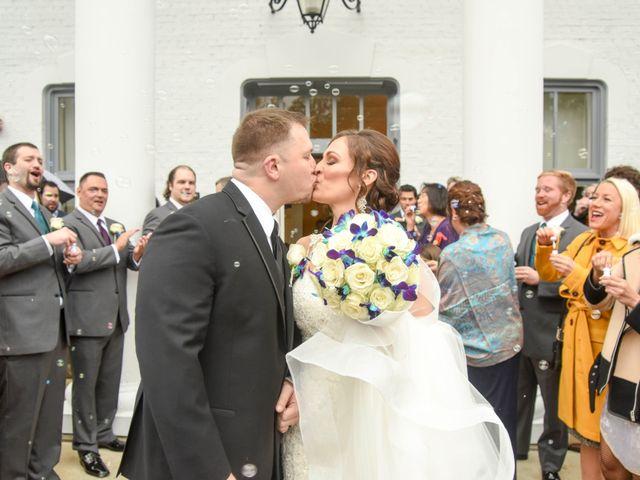 Blane and Melissa's Wedding in Elmhurst, Illinois 2