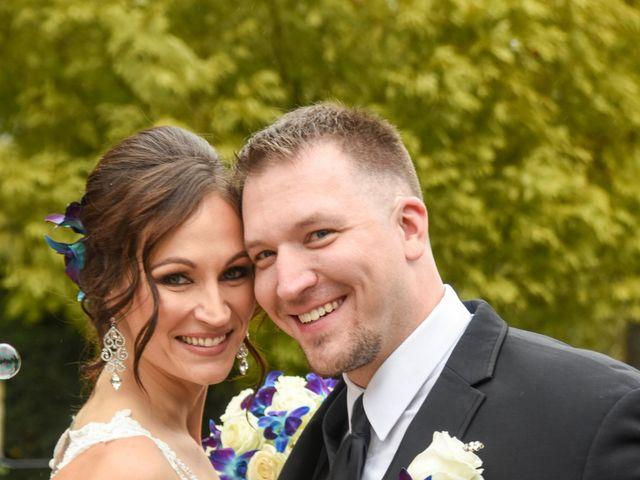 Blane and Melissa's Wedding in Elmhurst, Illinois 27