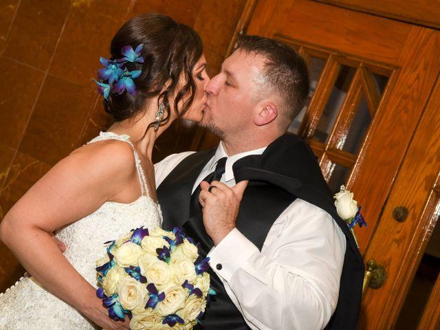 Blane and Melissa's Wedding in Elmhurst, Illinois 30