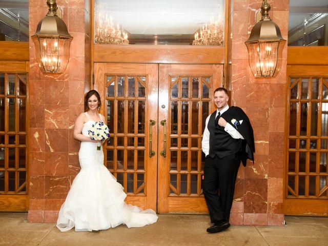 Blane and Melissa's Wedding in Elmhurst, Illinois 31