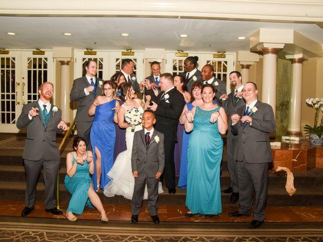 Blane and Melissa's Wedding in Elmhurst, Illinois 37