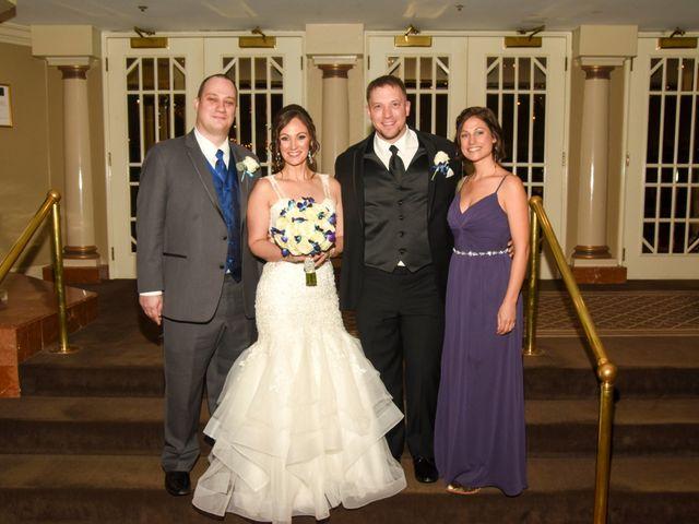 Blane and Melissa's Wedding in Elmhurst, Illinois 38