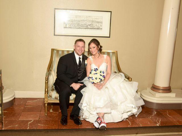 Blane and Melissa's Wedding in Elmhurst, Illinois 39