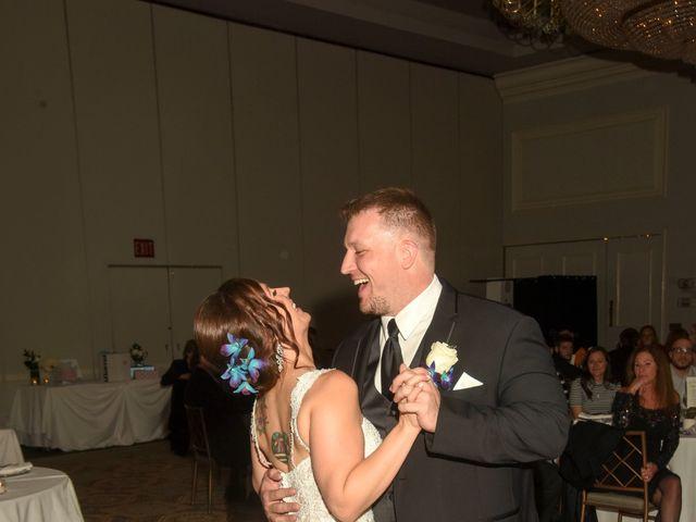 Blane and Melissa's Wedding in Elmhurst, Illinois 43