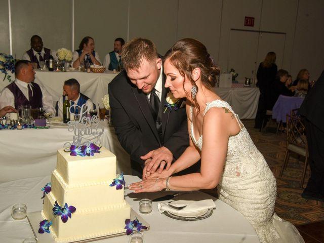 Blane and Melissa's Wedding in Elmhurst, Illinois 46