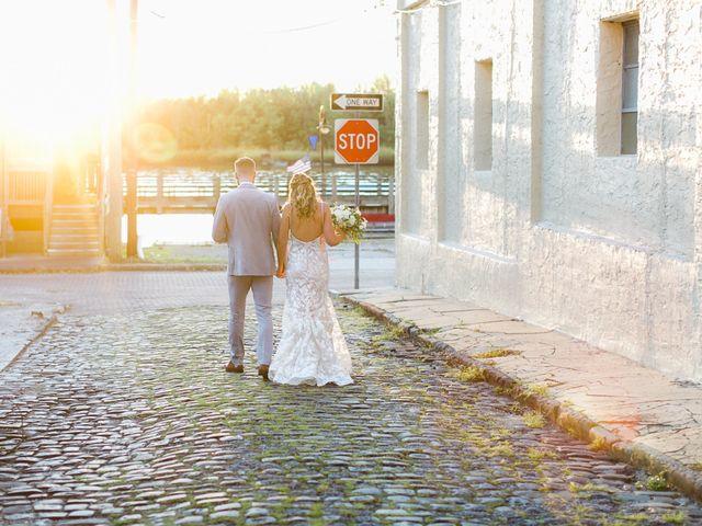 James and Cynthia 's Wedding in Wilmington, North Carolina 1