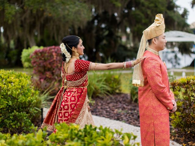 Wien and Rashmi's Wedding in Sarasota, Florida 19