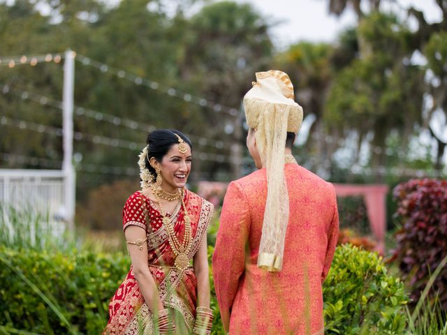 Wien and Rashmi's Wedding in Sarasota, Florida 21