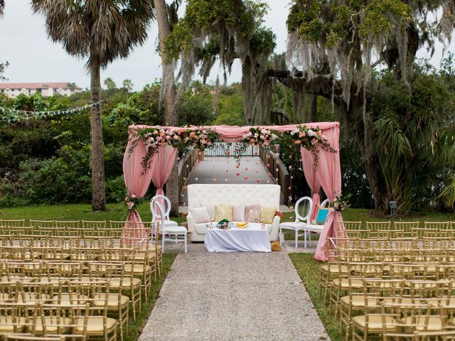 Wien and Rashmi's Wedding in Sarasota, Florida 36