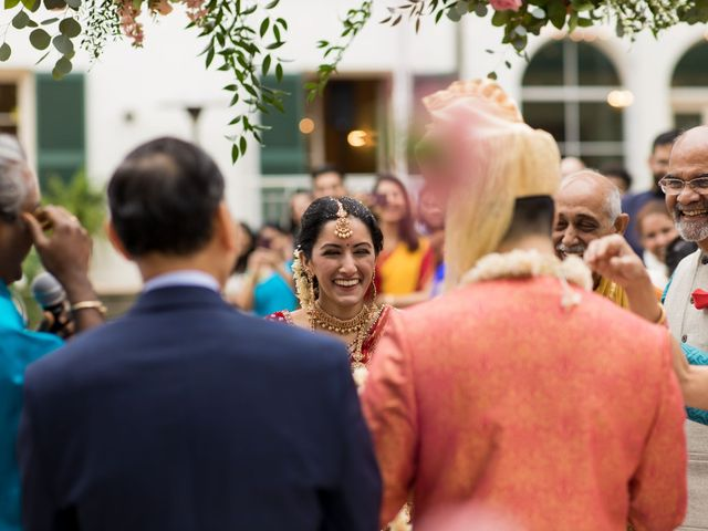 Wien and Rashmi's Wedding in Sarasota, Florida 38