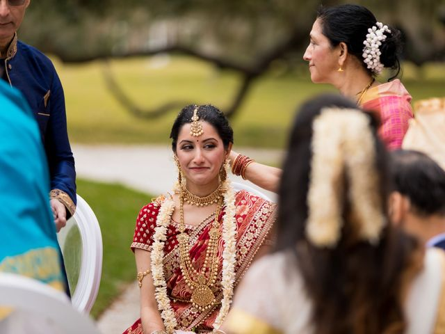 Wien and Rashmi's Wedding in Sarasota, Florida 40