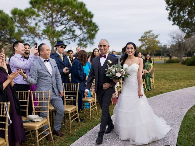 Wien and Rashmi's Wedding in Sarasota, Florida 58