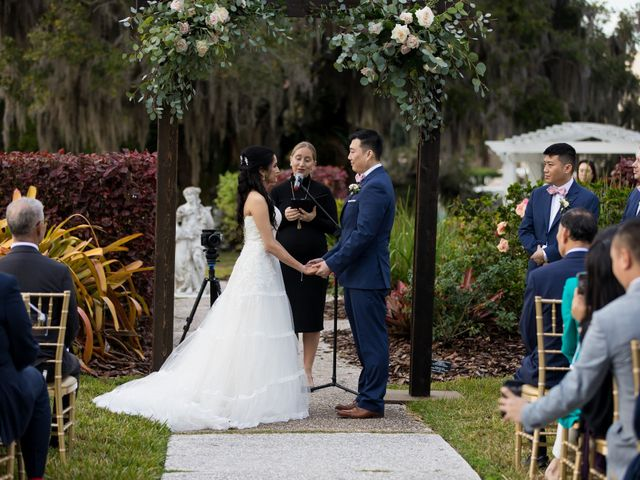 Wien and Rashmi's Wedding in Sarasota, Florida 60