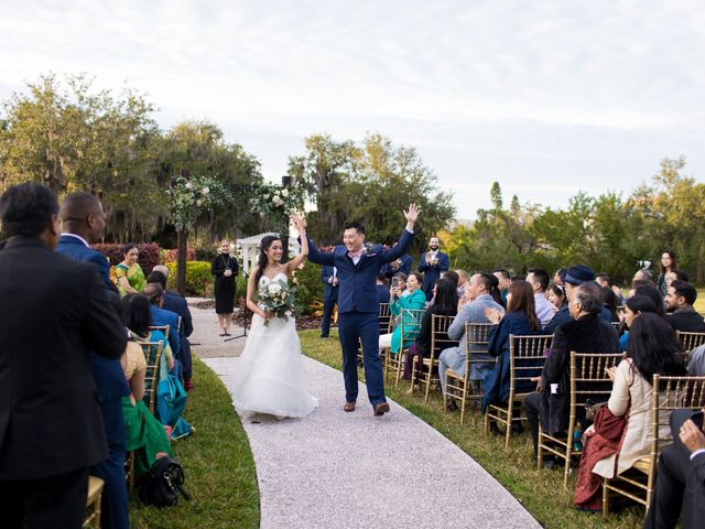 Wien and Rashmi's Wedding in Sarasota, Florida 65