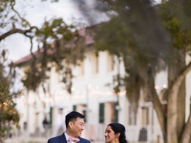Wien and Rashmi's Wedding in Sarasota, Florida 72