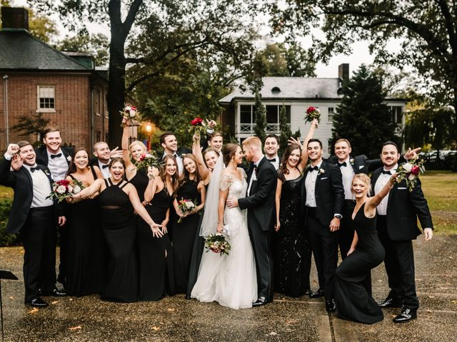 Clark and Anna's Wedding in Memphis, Tennessee 10