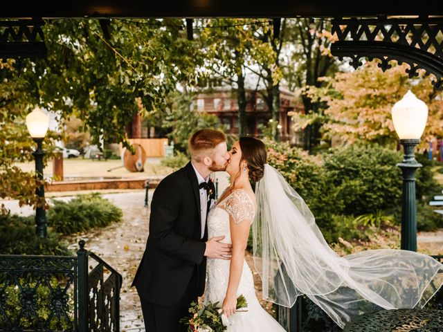 Clark and Anna's Wedding in Memphis, Tennessee 13