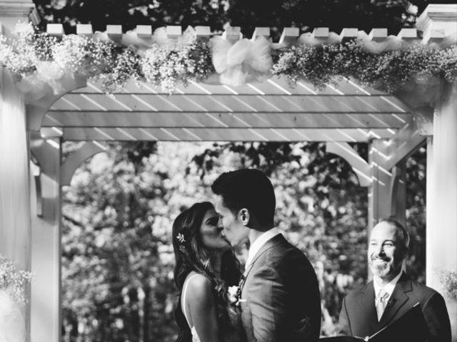 Clarissa and Sean's Wedding in Reeders, Pennsylvania 12