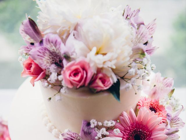 Clarissa and Sean's Wedding in Reeders, Pennsylvania 21