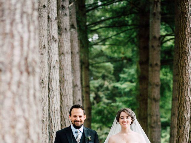 The wedding of Jon and Allison