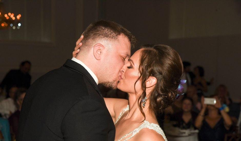 Blane and Melissa's Wedding in Elmhurst, Illinois