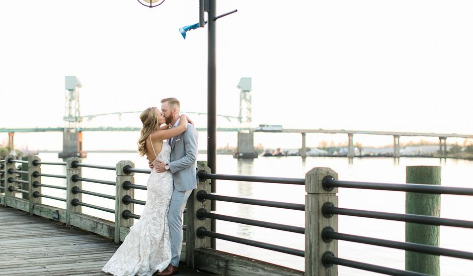 James and Cynthia 's Wedding in Wilmington, North Carolina