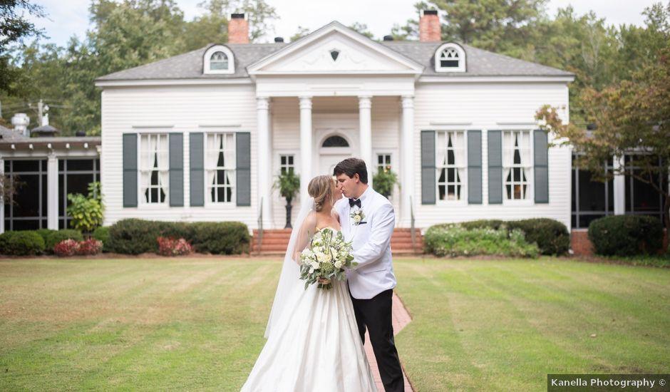 Matthew and Abbey's Wedding in Covington, Georgia