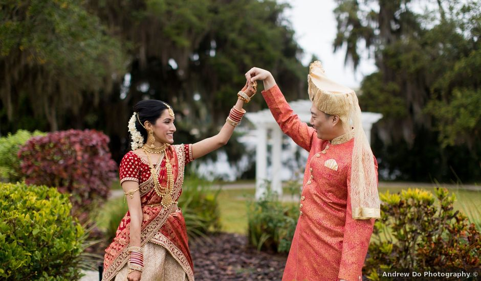 Wien and Rashmi's Wedding in Sarasota, Florida