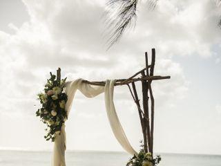 Christopher and Rebekah's Wedding in Bridgetown, Barbados 30