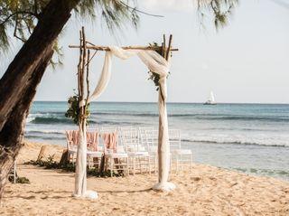 Christopher and Rebekah's Wedding in Bridgetown, Barbados 33