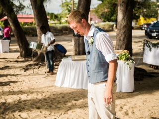 Christopher and Rebekah's Wedding in Bridgetown, Barbados 37