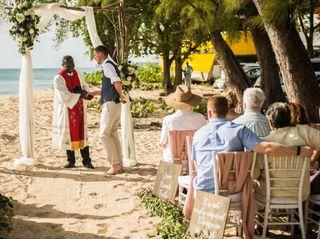 Christopher and Rebekah's Wedding in Bridgetown, Barbados 38