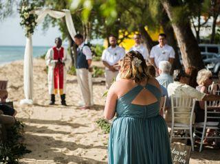 Christopher and Rebekah's Wedding in Bridgetown, Barbados 40