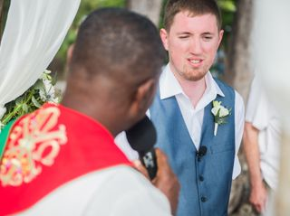 Christopher and Rebekah's Wedding in Bridgetown, Barbados 44