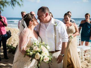 Christopher and Rebekah's Wedding in Bridgetown, Barbados 46