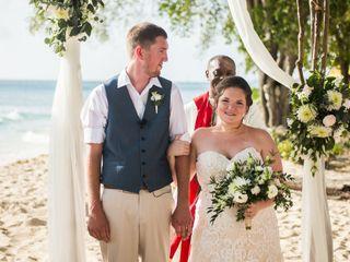Christopher and Rebekah's Wedding in Bridgetown, Barbados 56
