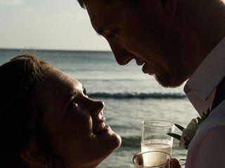 Christopher and Rebekah's Wedding in Bridgetown, Barbados 61