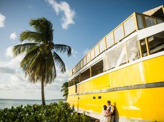 Christopher and Rebekah's Wedding in Bridgetown, Barbados 65