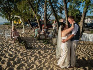 Christopher and Rebekah's Wedding in Bridgetown, Barbados 69